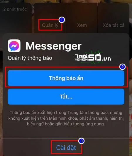 9 cách sửa lỗi iPhone không hiện thông báo, không phát âm thanh 4