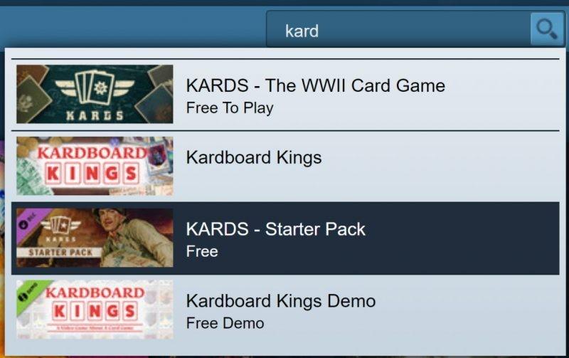 Đang miễn phí DLC game đấu thẻ bài KARDS - The WWII Card Game