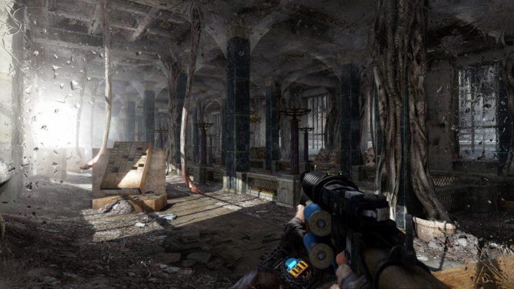 Đang miễn phí game Metro 2033 Redux chỉ 24 tiếng
