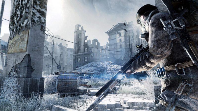 Đánh giá game Metro 2033 Redux