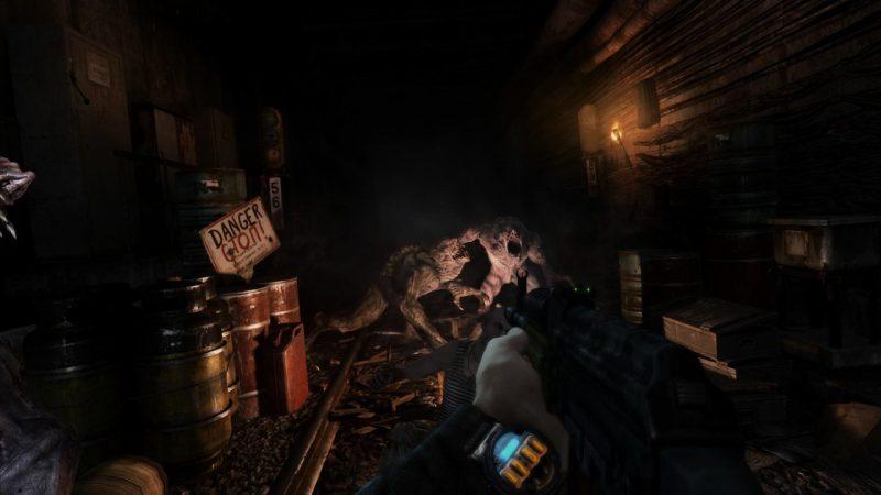 Đánh giá game Metro: Last Light Redux