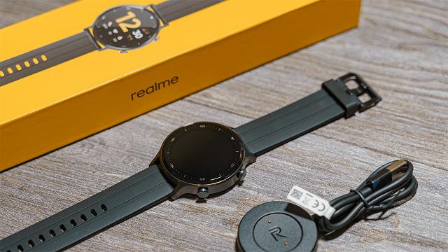Realme mở bán đồng hồ Watch S, giá 2.99 triệu đồng 1
