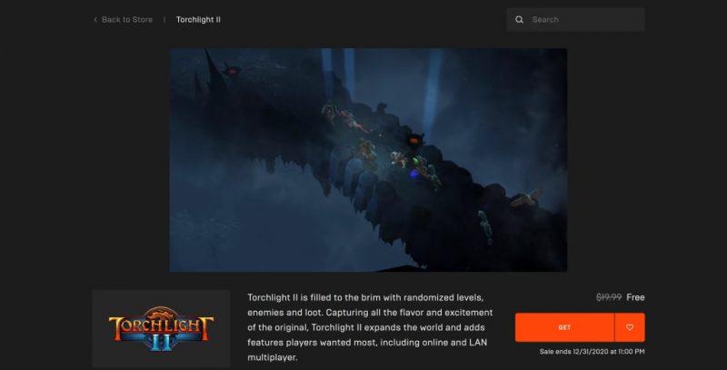 Đang miễn phí game Torchlight II chỉ 24 tiếng