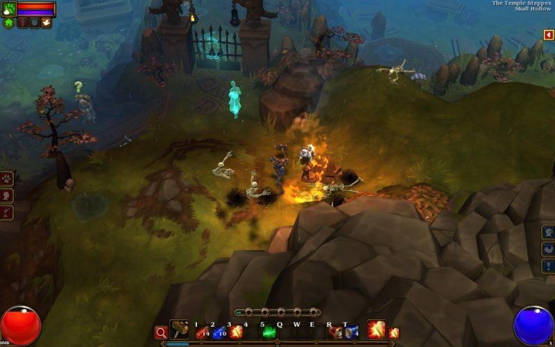 Đánh giá game Torchlight II