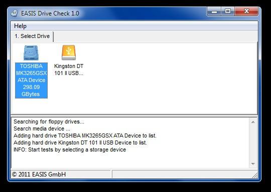 Chia sẻ 14 phần mềm kiểm tra sức khỏe ổ cứng miễn phí (P.2) 13