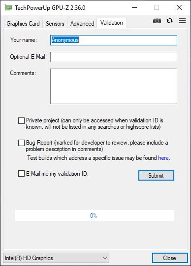 Dùng GPU-Z xem thông số kỹ thuật card màn hình máy tính Windows 11