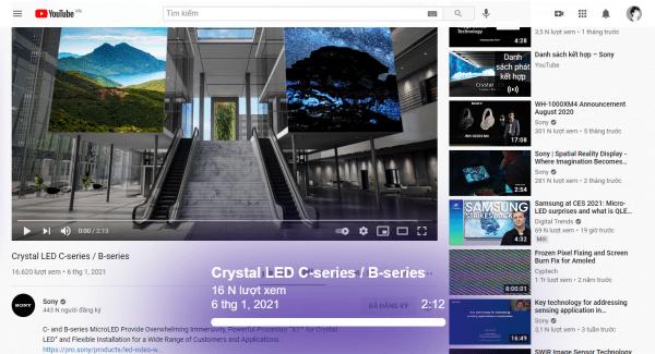 Netclicker: Xem YouTube, Netflix,... trên trình duyệt giống ứng dụng Smart TV 4