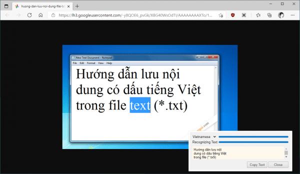 OCR Image Reader: Trích xuất văn bản hơn 100 ngôn ngữ trên ảnh