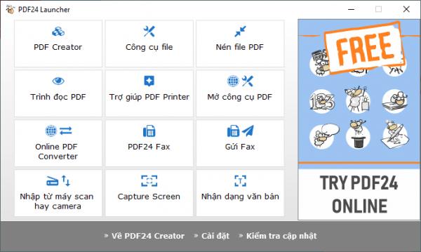 Cách chỉnh sửa PDF trên Windows bằng phần mềm PDF24 17