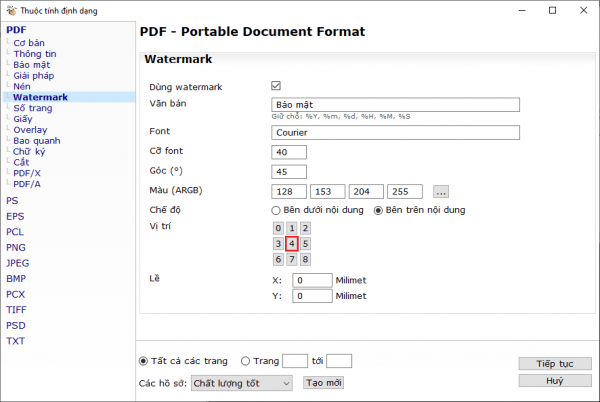 Cách chỉnh sửa PDF trên Windows bằng phần mềm PDF24 20
