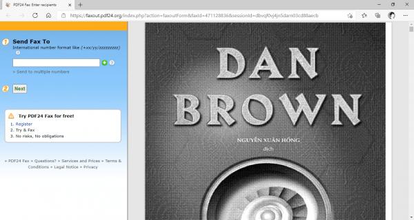 Cách chỉnh sửa PDF trên Windows bằng phần mềm PDF24 23