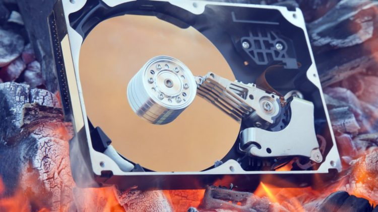 Chia sẻ 14 phần mềm kiểm tra sức khỏe ổ cứng miễn phí (P.1) 1