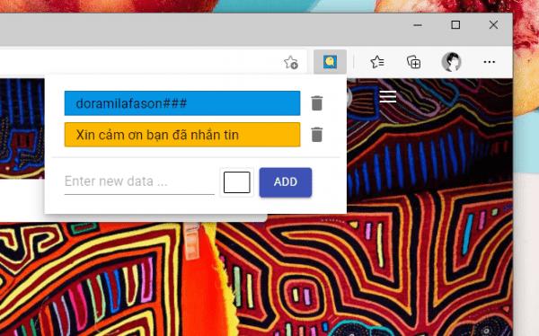Quick Copy: Lưu giữ và sao chép nhanh văn bản đã lưu 4