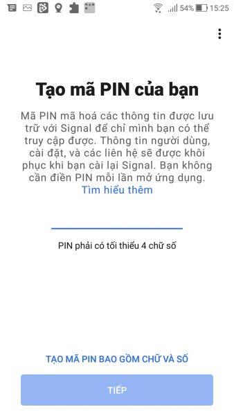 Ứng dụng trò chuyện Signal có gì hay?