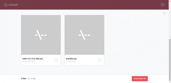 Smash: Chia sẻ file tự hủy lên Slack