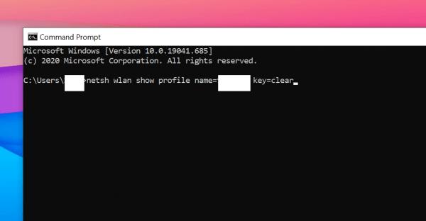 Cách xem mật mã Wi-Fi trên máy tính Windows 9
