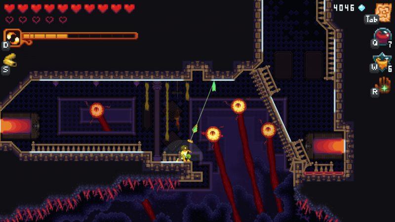 Đánh giá game Dandara: Trials of Fear Edition