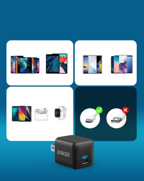 Anker PowerPort III Nano là bộ sạc mà Apple nên xuất xưởng cùng với iPhone 12 4