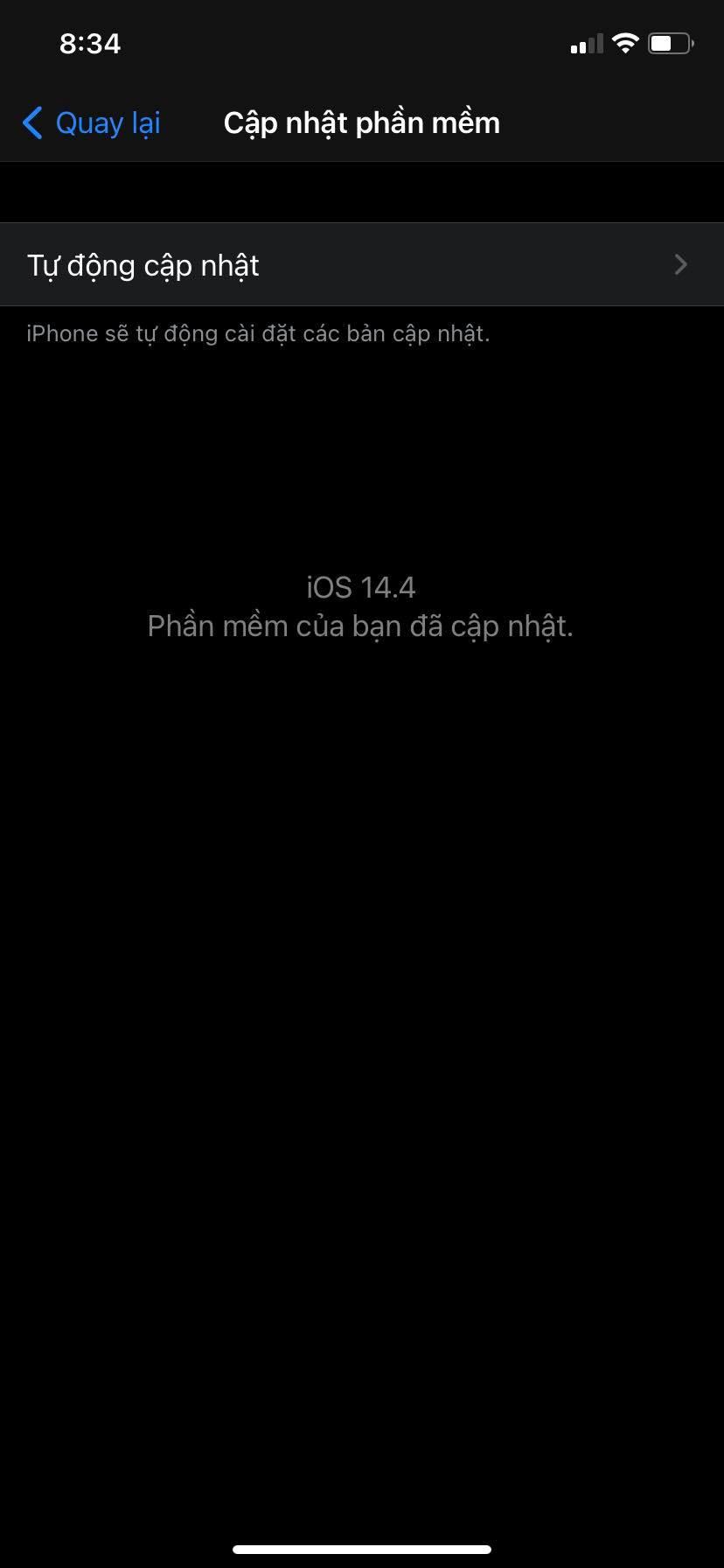 iOS 14.4 có gì mới?