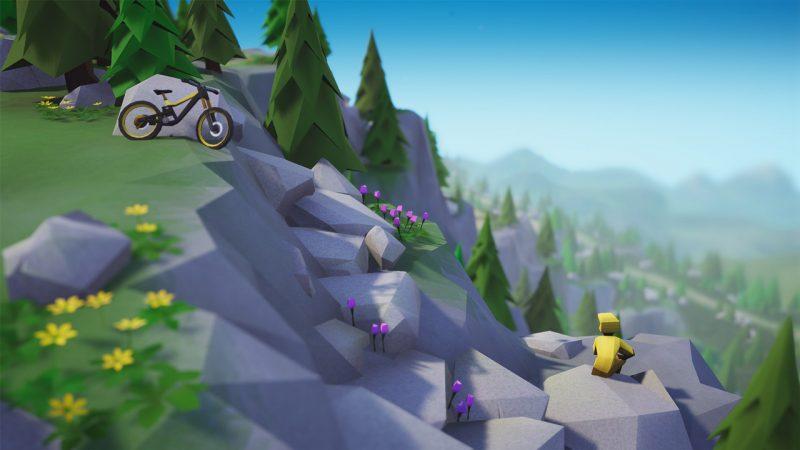 Đánh giá game Lonely Mountains: Downhill
