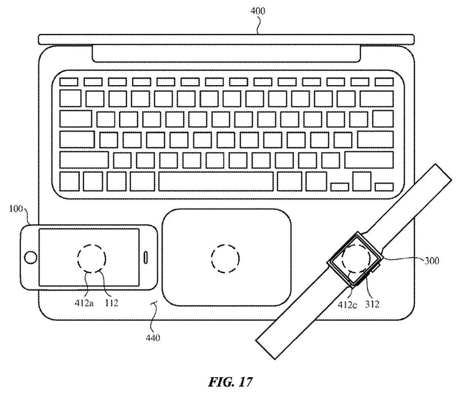 MacBook của bạn sẽ là sạc không dây của iPhone và Apple Watch? 1