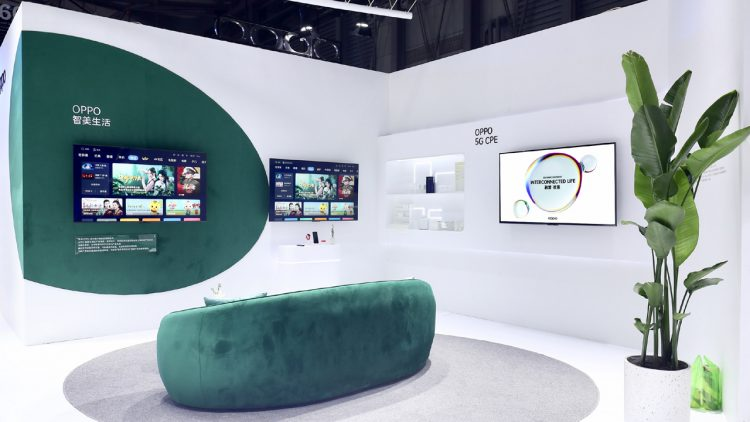 Thế hệ sạc nhanh tương lai của OPPO lộ diện tại sự kiện MWC Thượng Hải 2021