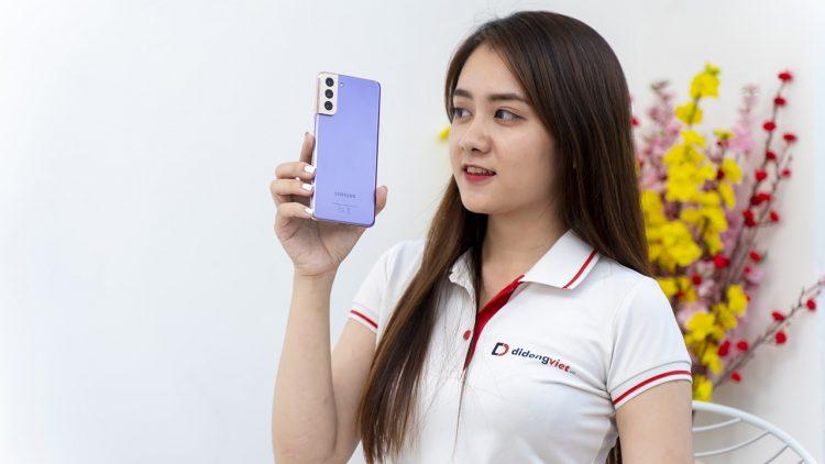 Galaxy S21 Plus, S21 Ultra bất ngờ giảm gần chục triệu dù mới mở bán hơn 1 tháng