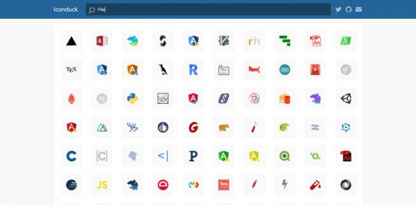 Iconduck: Hơn 100 ngàn icon bản quyền cho bạn tải xuống miễn phí 5