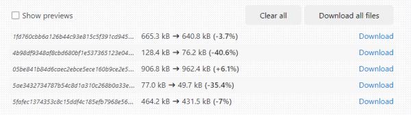 JPEG.rocks: Dịch vụ nén miễn phí cho file ảnh JPG, JPEG