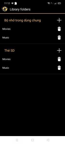 MediaMonkey: trình phát nhạc rất nổi tiếng trên Android