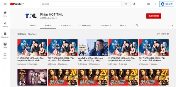 Điểm qua các kênh phim YouTube miễn phí xem trong ngày Tết 7