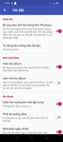 Phonograph Music Player: Ứng dụng phát nhạc miễn phí có tiếng Việt