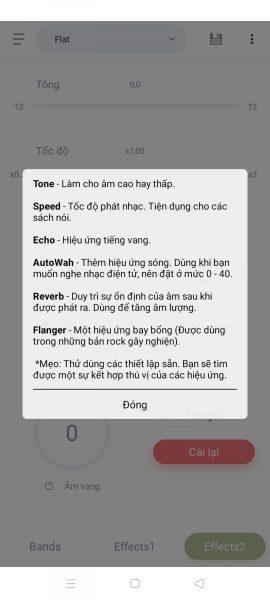 Stellio Player: Trình phát nhạc tiếng Việt có bộ chỉnh âm xuất sắc