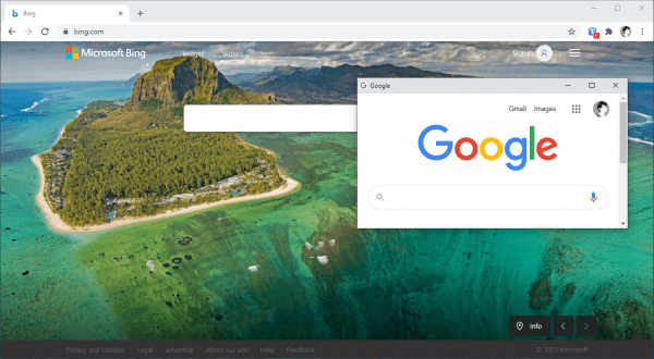 TabFloater: Chuyển tab trang web thành cửa sổ nổi Picture-in-Picture