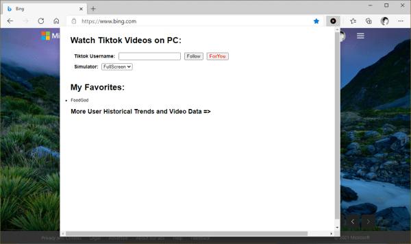 Theo dõi tài khoản TikTok trên trình duyệt không cần đăng nhập 4