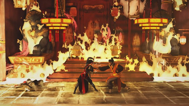 Lại miễn phí game Assassin's Creed Chronicles: China
