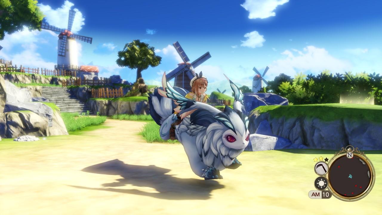Đánh giá Atelier Ryza 2: Lost Legends & The Secret Fairy