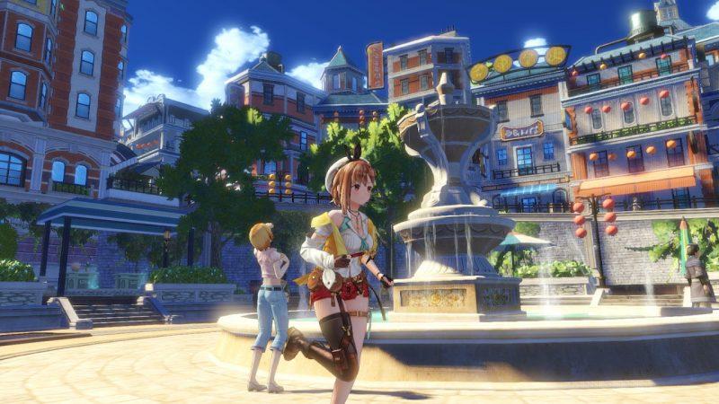 Đánh giá game Atelier Ryza 2: Lost Legends & The Secret Fairy