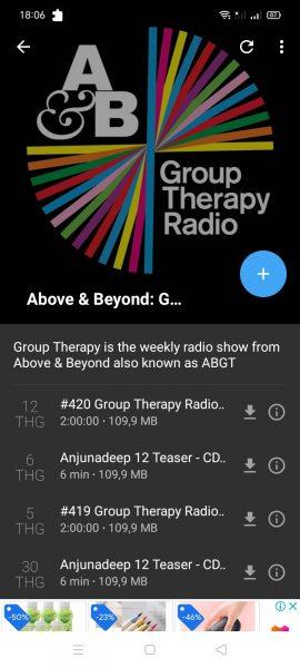 doubleTwist: Trình phát nhạc Flac, podcast, radio,… miễn phí trên Android