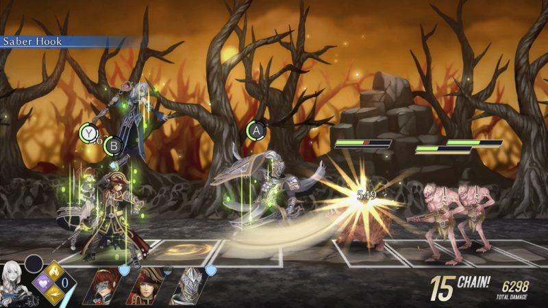 Đánh giá game Fallen Legion Revenants