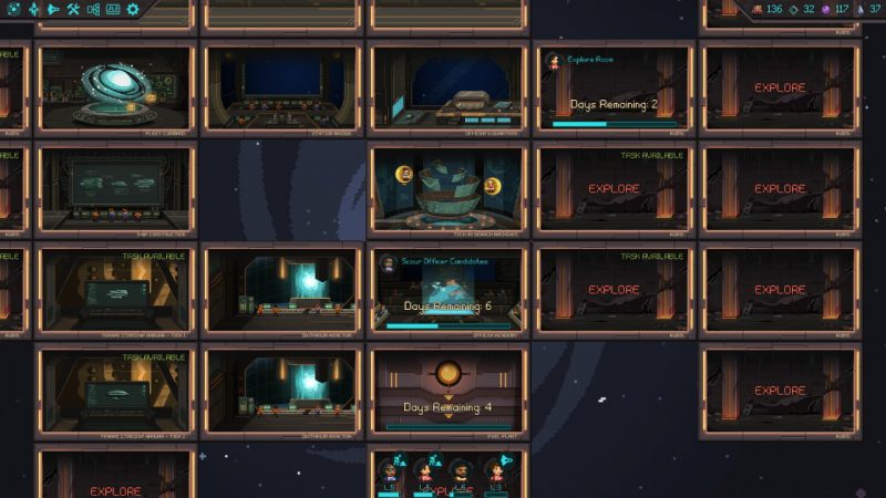 Review game Halcyon 6: Lightspeed Edition