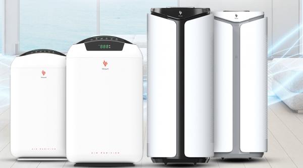 VinSmart mở bán máy lọc không khí và giải pháp nhà thông minh độc quyền trên Vsmart online 5
