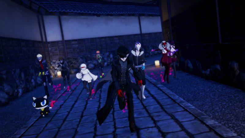 Đánh giá game Persona 5 Strikers