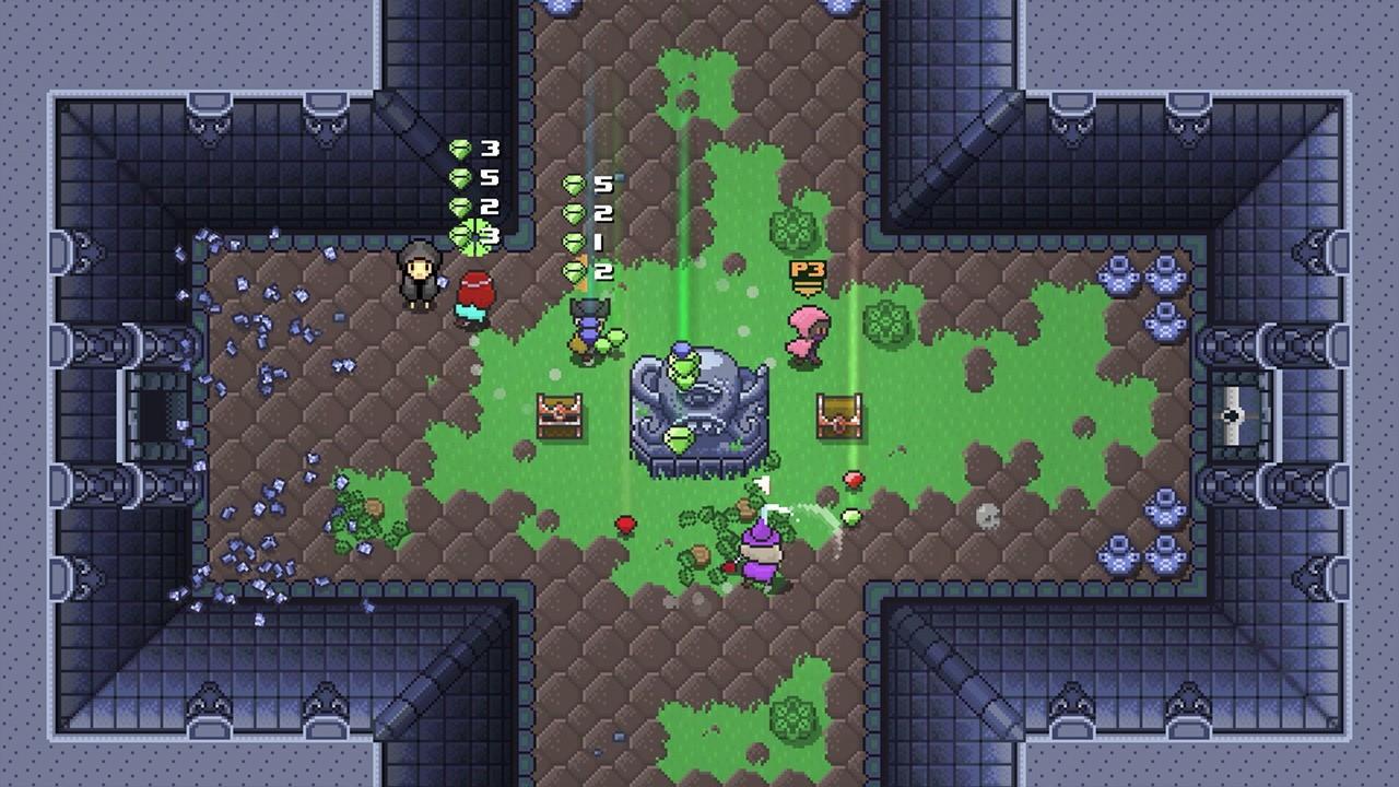 Đánh giá Rogue Heroes: Ruins of Tasos