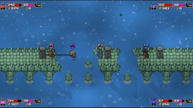 Đánh giá game Rogue Heroes: Ruins of Tasos