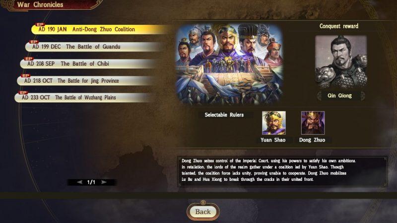 Đánh giá game Romance of the Three Kingdoms XIV: Diplomacy and Strategy Expansion Pack Bundle