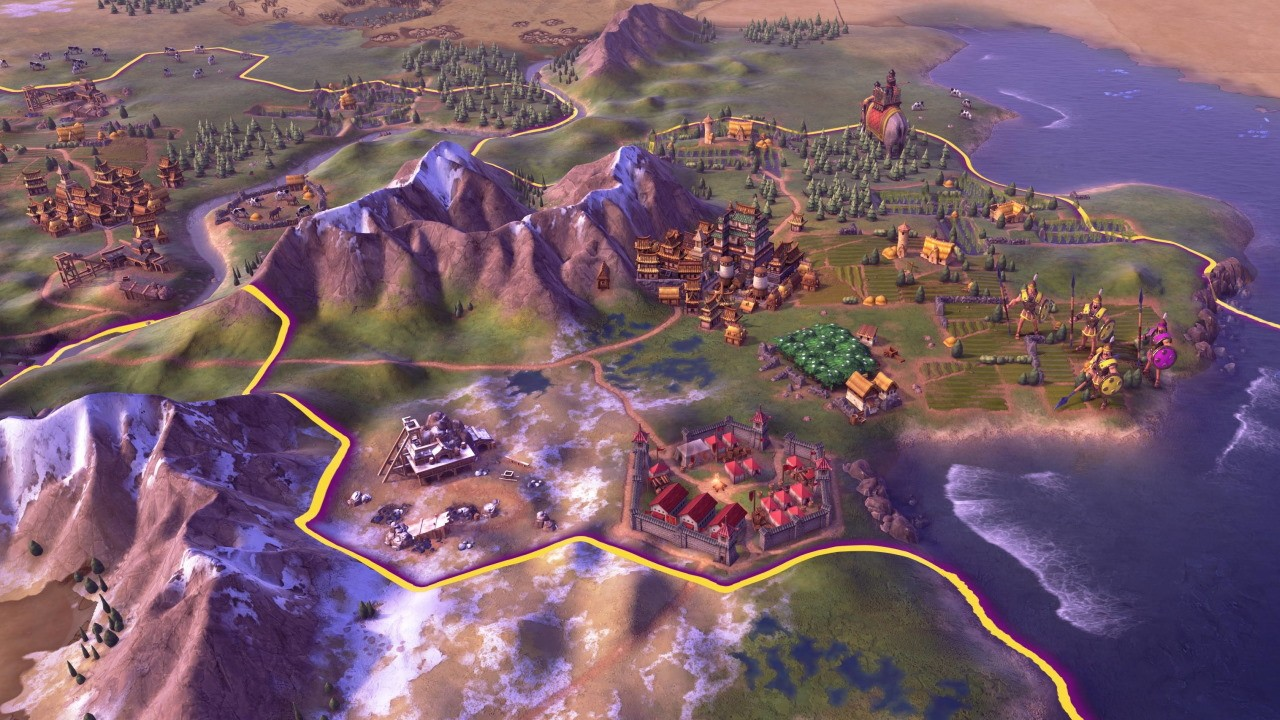 Đánh giá game Sid Meier's Civilization VI – New Frontier Pass - vietllot 655