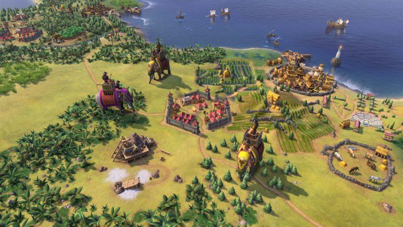 Đánh giá game Sid Meier's Civilization VI - New Frontier Pass