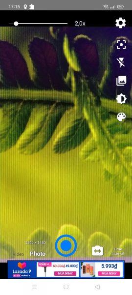 AutoCamera: Gửi ảnh, video ngay với email sau khi chụp xong