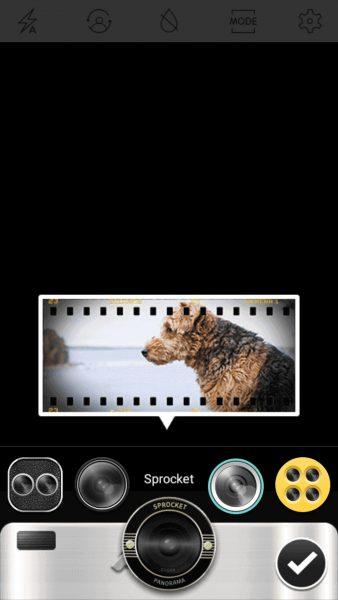 Chụp ảnh, làm đẹp ảnh với Cymera Camera
